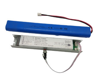 Self-test Li-ion Battery Led Emergency Conversion Kit With 1-3 hours Emergency time