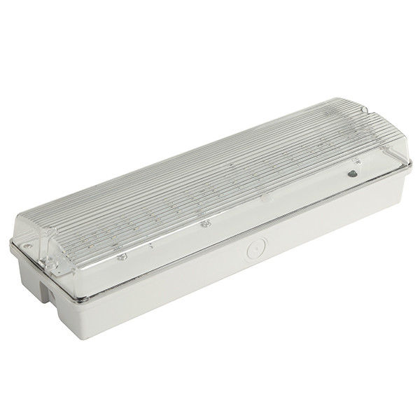 IP65 Waterproof Maintained Battery Powered Emergency Exit Lights For Dormitories