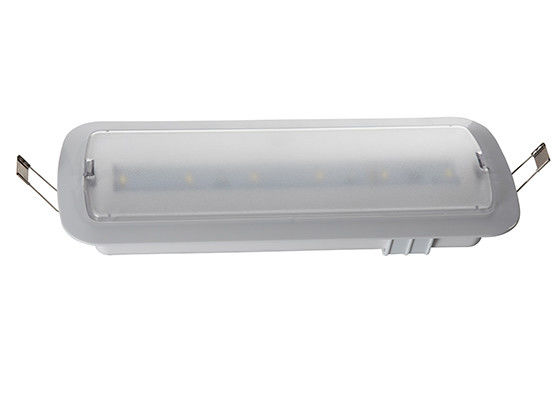 Battery Operation Frosted Cover Emergency Led Tube Light With AC Power