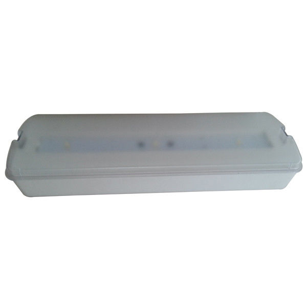 Custom Battery Powered Non Maintained Emergency Light With 5730 SMD LED